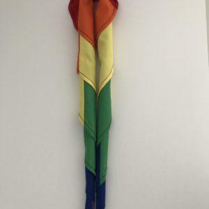 Pañoleta arcoíris