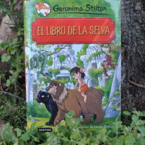 Geronimo Stilton - El libro de la Selva